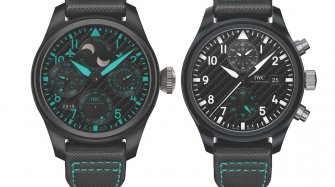 Two watches for the Formula 1 World Champions Trends and style