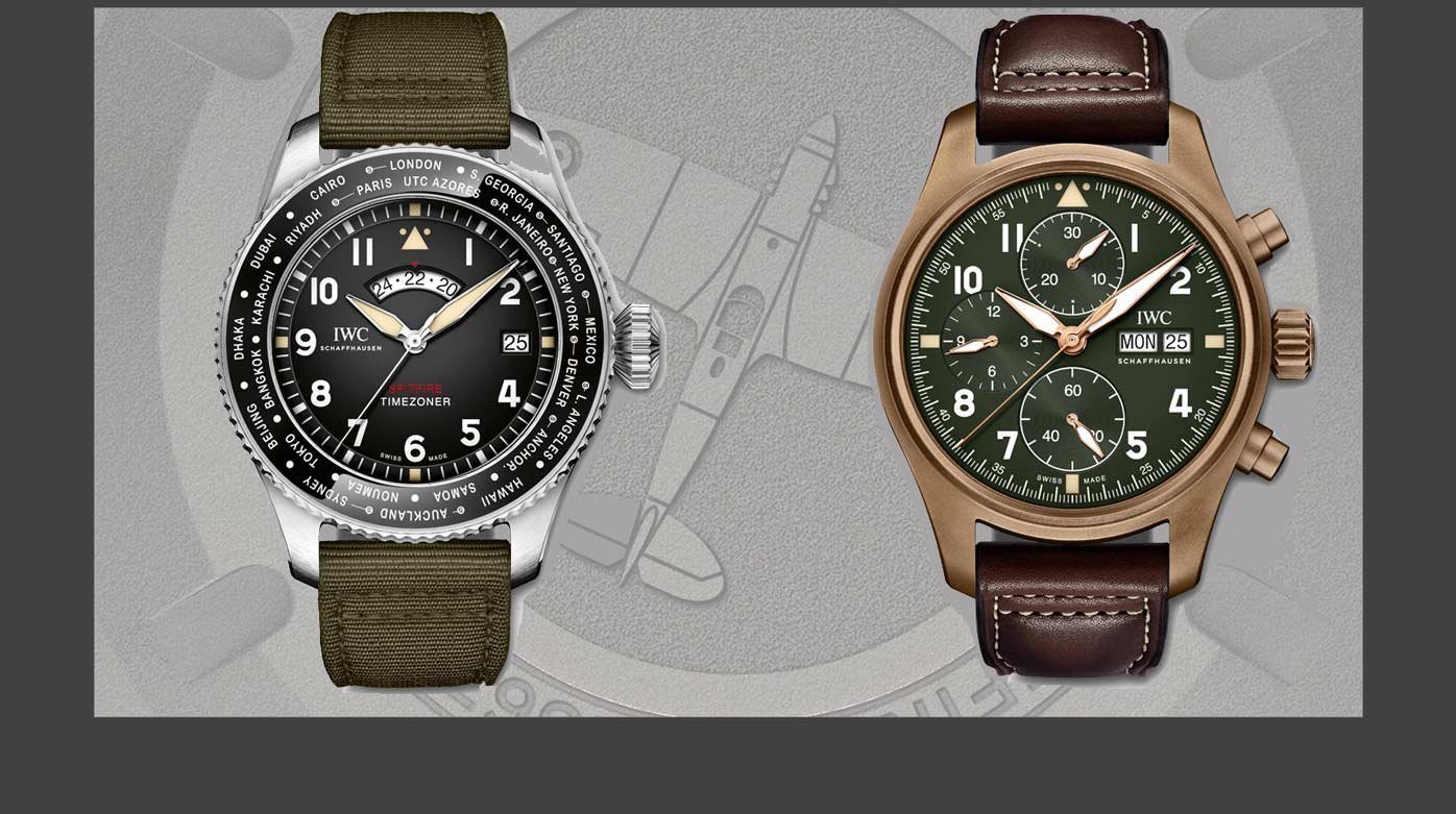 IWC Schaffhausen - New Pilot's watches