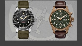 New Pilot's watches Trends and style