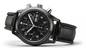 Montre d'Aviateur Chronographe Édition « Tribute to 3705 »