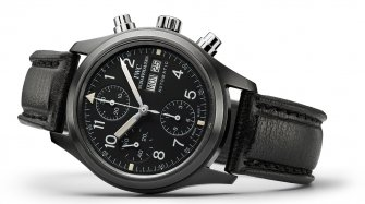 "Pilot's Watch Chronograph Edition ""Tribute to 3705"" Trends and style"