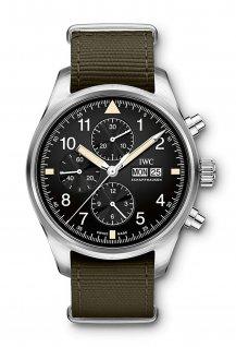 Montre d'Aviateur Chronographe