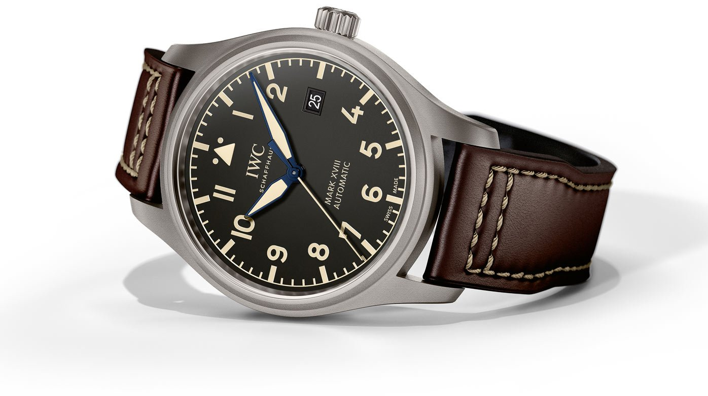 IWC Schaffhausen - Pilot's Watch Mark XVIII Heritage