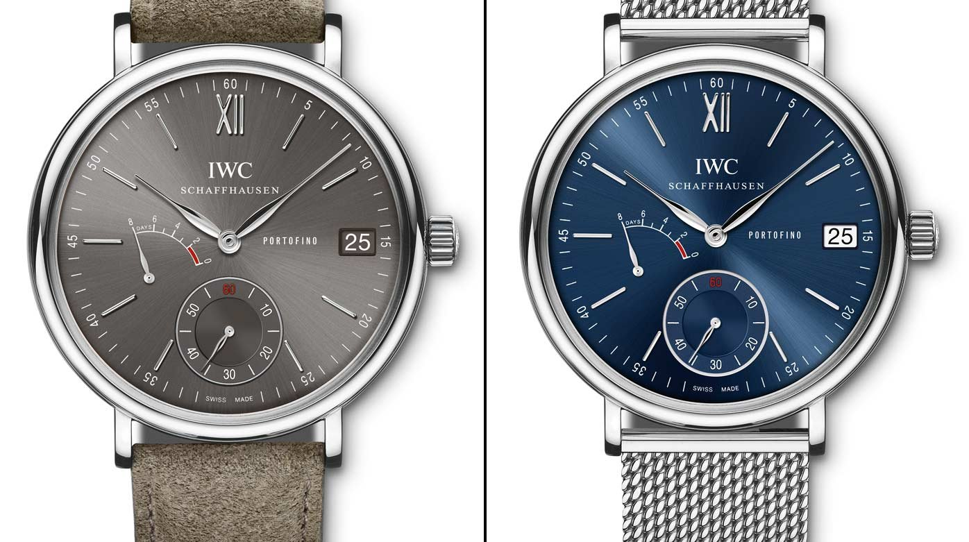 IWC Schaffhausen - Portofino Hand-Wound Eight Days
