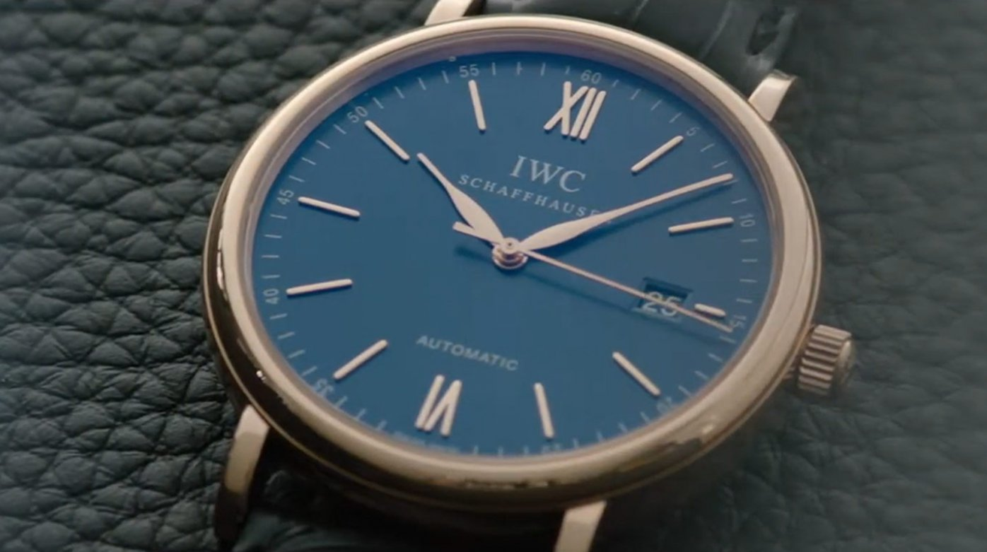 IWC Schaffhausen - The beginning of Portofinos