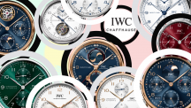 Collection Portugieser : le grand retour