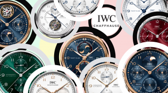 Collection Portugieser : le grand retour Style & Tendance
