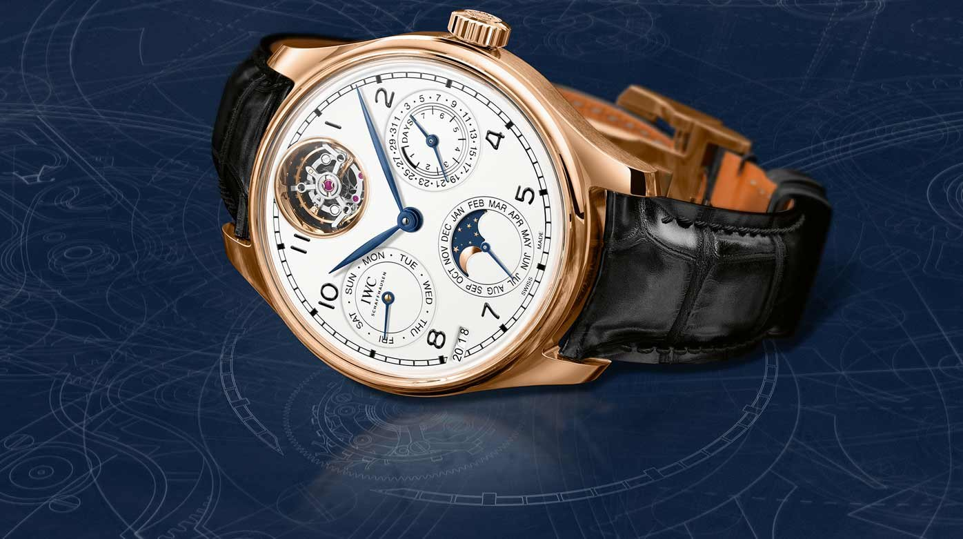 IWC Schaffhausen - Collection Anniversaire