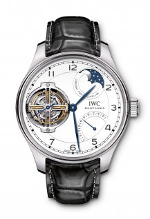 Portugieser Tourbillon Force Constante Edition