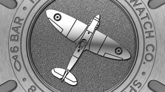 The new Pilot's Watch Automatic Spitfire