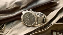 "The desert and the IWC Pilot's Watch Chronograph TOP GUN Edition ""Mojave Desert"""
