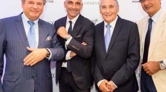 Celebrating 30 years of the brand at Montres Prestige Brands
