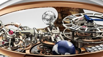 Horological revolution Innovation and technology