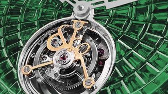 Caviar Emerald Tourbillon Trends and style