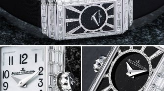 Reverso One High Jewelry Style & Tendance