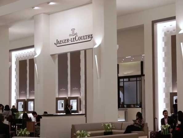 Jaeger-LeCoultre - Video. Jaeger-LeCoultre at SIHH 2016