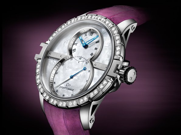 Jaquet Droz - Grande Seconde SW Lady 41mm