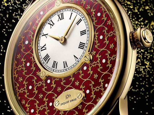 Jaquet Droz - Only Watch 2015