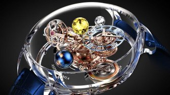 Astronomia Flawless Trends and style