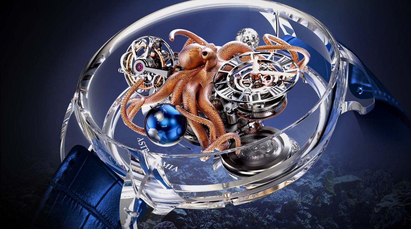 Jacob & Co.  - Astronomia Octopus