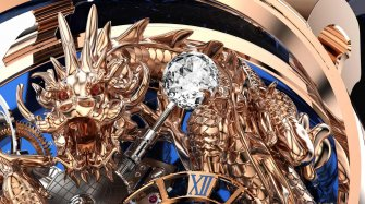 St. George and the Astronomia Dragon Trends and style