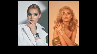Elsa Hosk: the new face of the brand  People and interviews