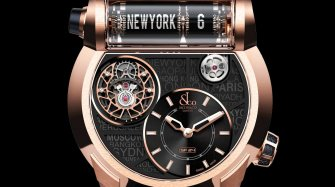 Epic SF24 Flying Tourbillon Trends and style