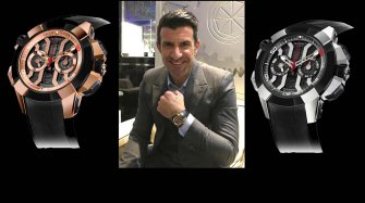 Epic X Chrono Luis Figo limited edition Trends and style