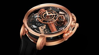 American/Italian Culture Meets Swiss Watchmaking Trends and style