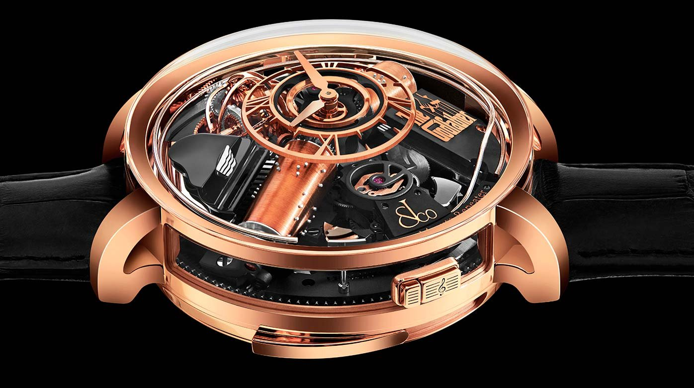 Jacob & Co. - Opera Godfather Minute Repeater