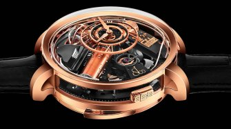 Opera Godfather Minute Repeater