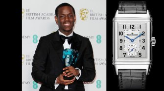 Micheal Ward wins Rising Star BAFTA