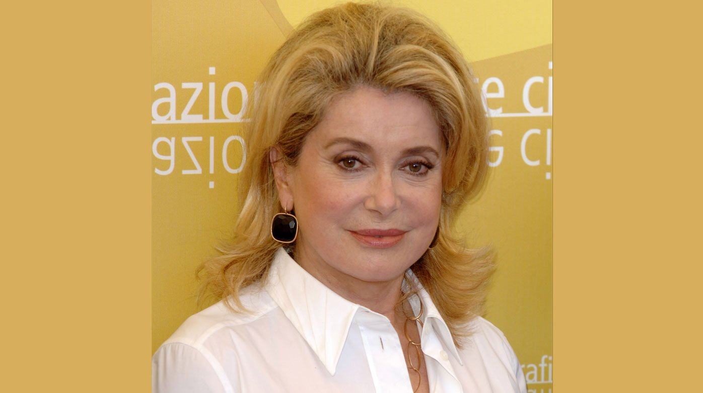 Jaeger-LeCoultre - Catherine Deneuve honoured in Venice