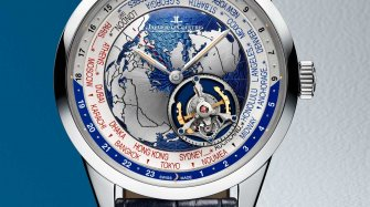 Geophysic Tourbillon Universal Time Trends and style