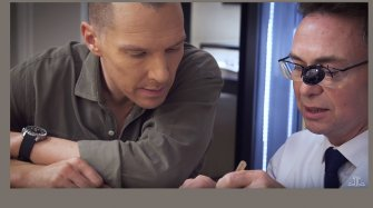 Watchmaking Masterclass with Benedict Cumberbatch