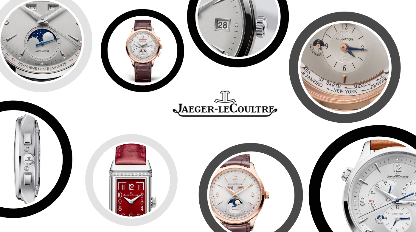 Jaeger-LeCoultre - Master Control: Between tradition and innovation