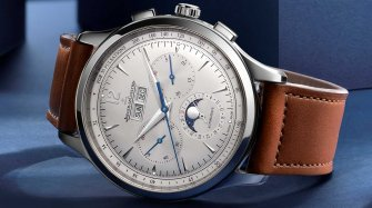 Master Control Chronograph Calendar Trends and style