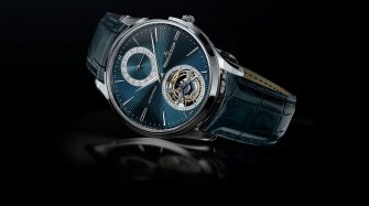 Master Ultra Thin Tourbillon Enamel Style & Tendance