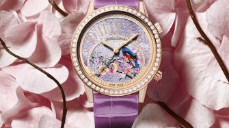 An exclusive edition of Rendez-Vous watches