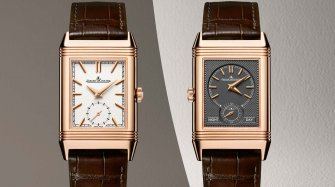 Reverso Tribute Duoface Trends and style