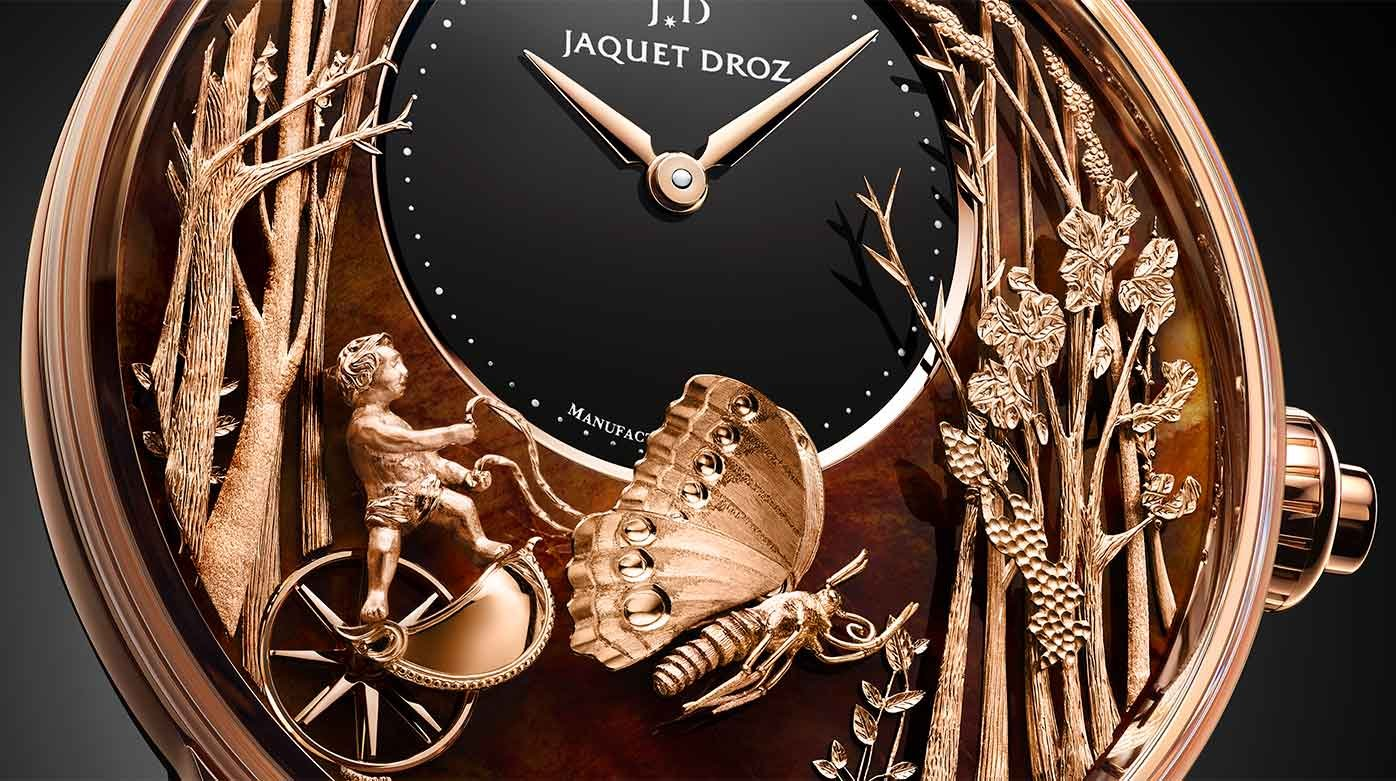 Jaquet Droz - Once Upon A Mesozoic Time