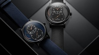 Grande Seconde Power Reserve Ceramic Clous de Paris Trends and style
