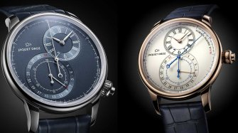 A Chrono at the heart of the Grande Seconde