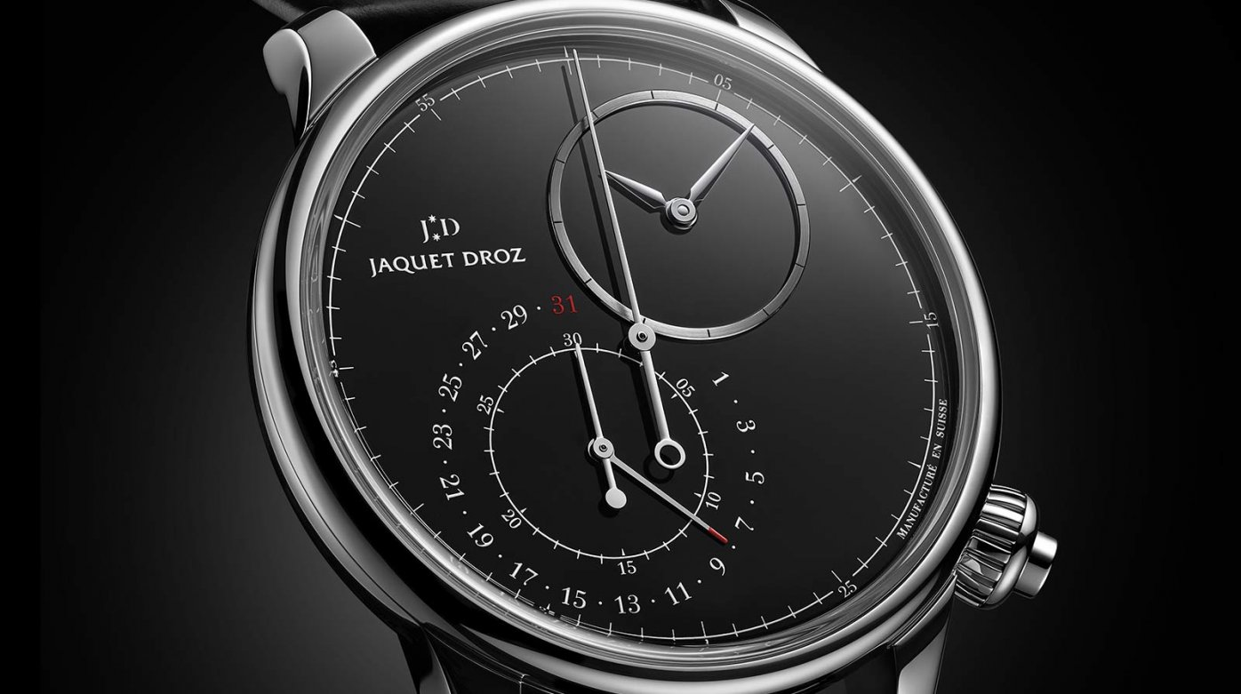 Jaquet Droz - The Grande Seconde Off-Centered Chronograph