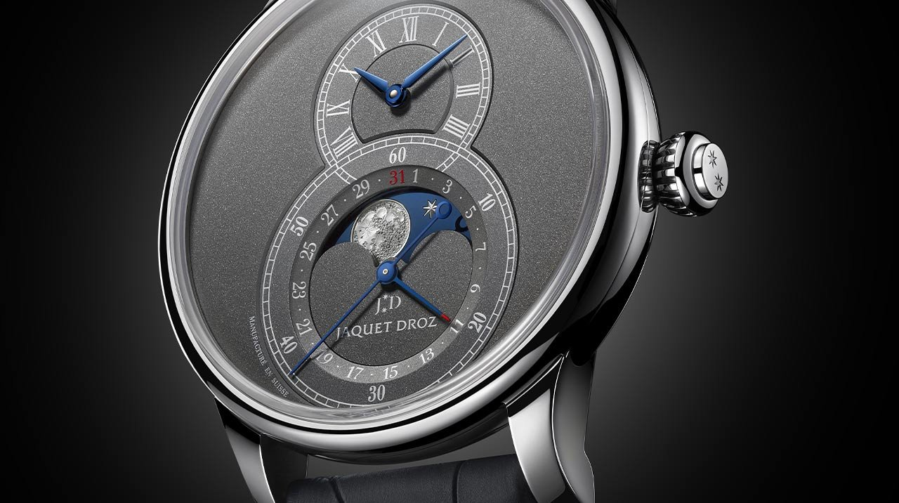 Jaquet Droz - Grande Seconde Moon