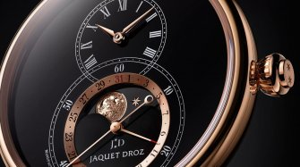 Four new Grande Seconde Moon watches