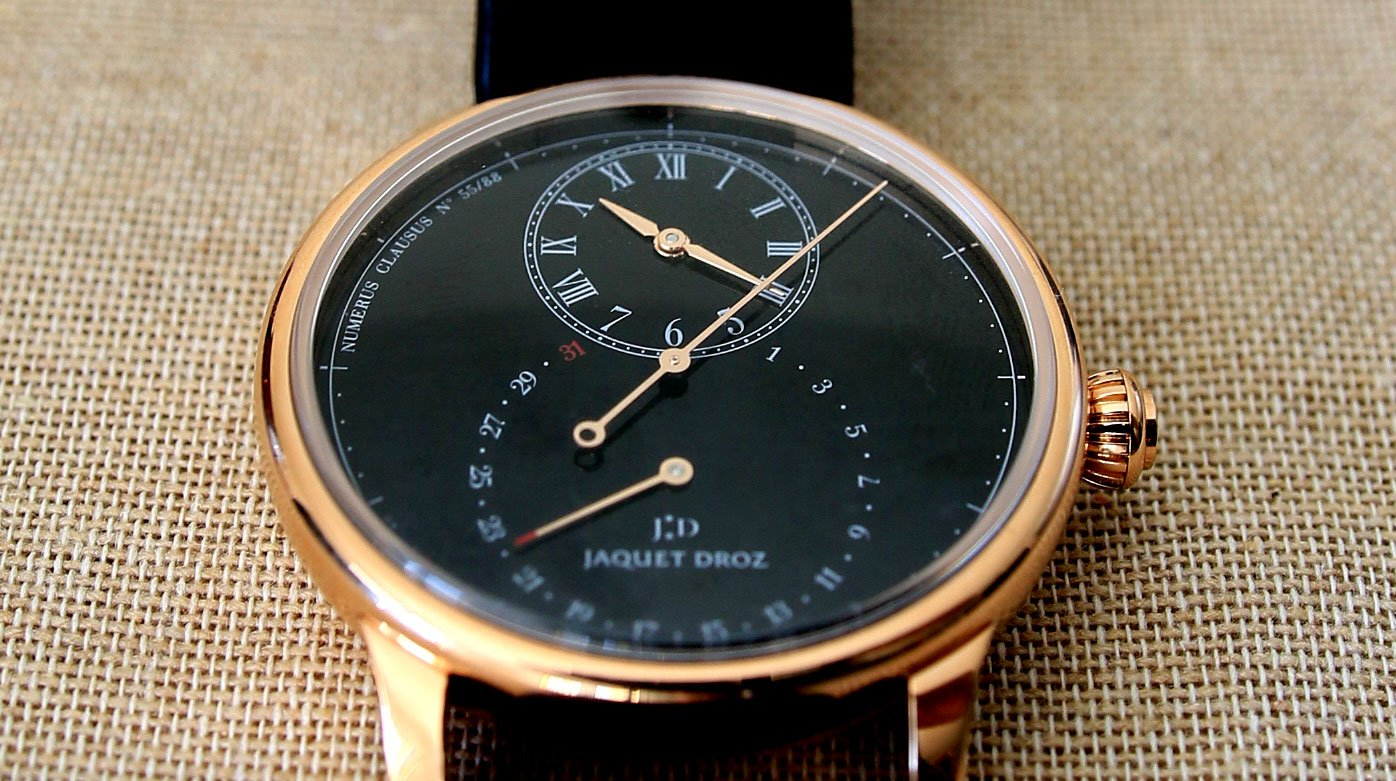 Jaquet Droz - Grande Seconde Deadbeat