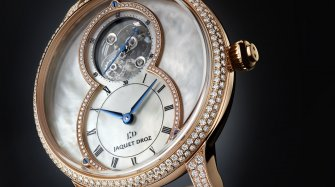 Grande Seconde Tourbillon Nacre Style & Tendance