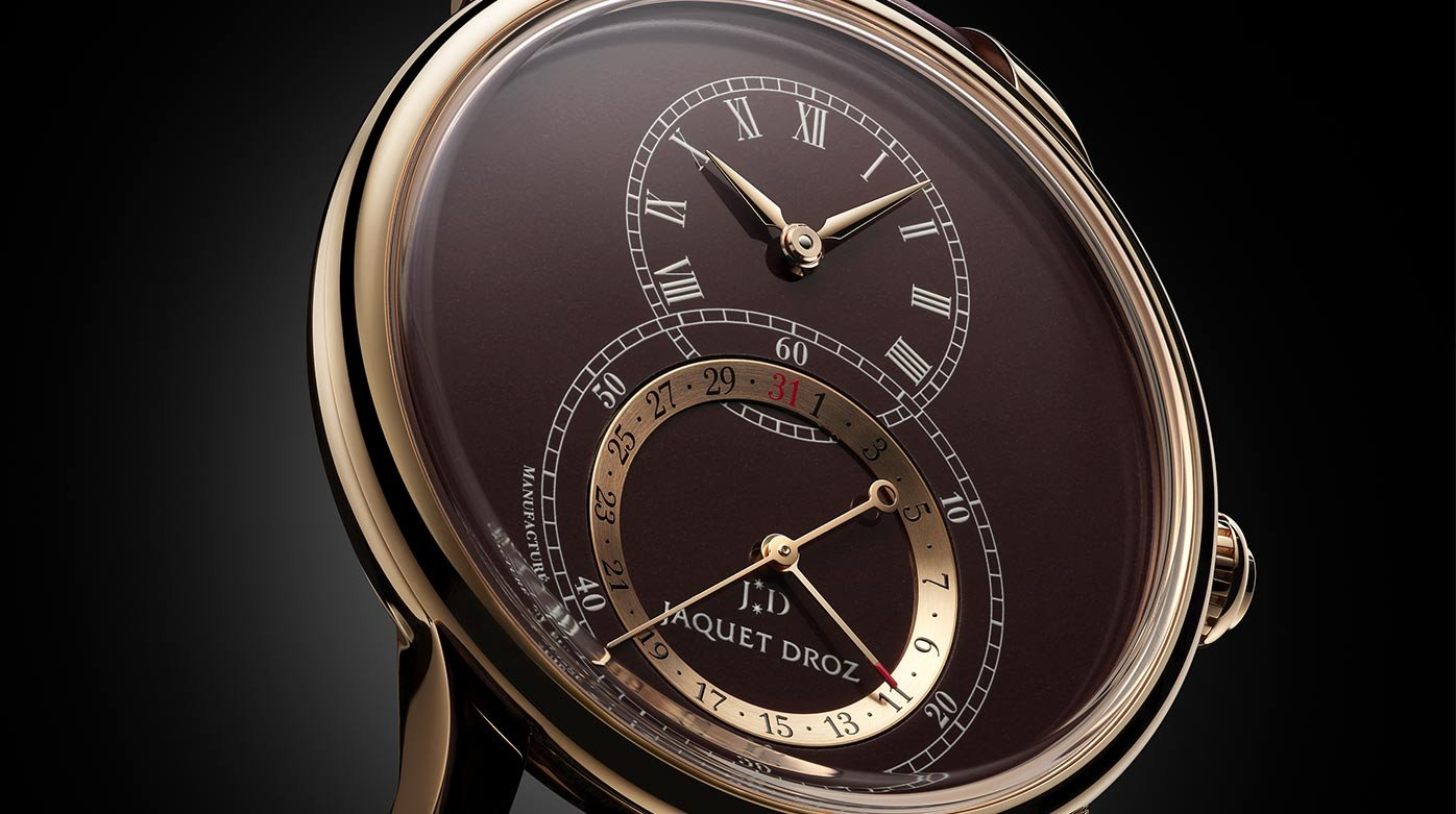 Jaquet Droz  - The Grande Seconde Quantième's new face