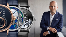 Ten Minutes With Christian Lattmann: Discover The Man Behind Jaquet Droz